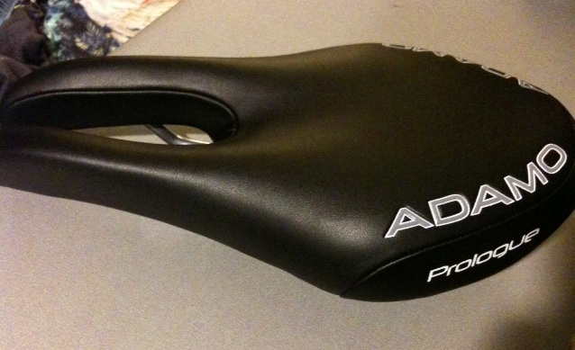 Sneak Peak ISM Adamo Prologue bicycle saddle